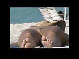 Espertão só filmando as bucetinhas gostosas na praia